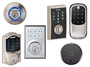 electronic deadbolt differences
